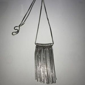 Tassel necklace NWOT